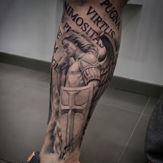 Arcangel Tatuajes arcangel gabriel tatuaje - buscar con google   tattoo ideas in 2018