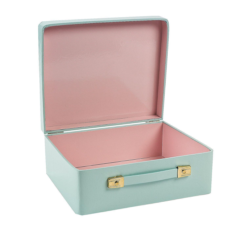 Suitcase centerpiece centrepieces bridal showers and wedding