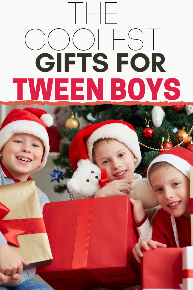 Cool Toys for Tween Boys for Christmas in 2020 | Tween boy gifts