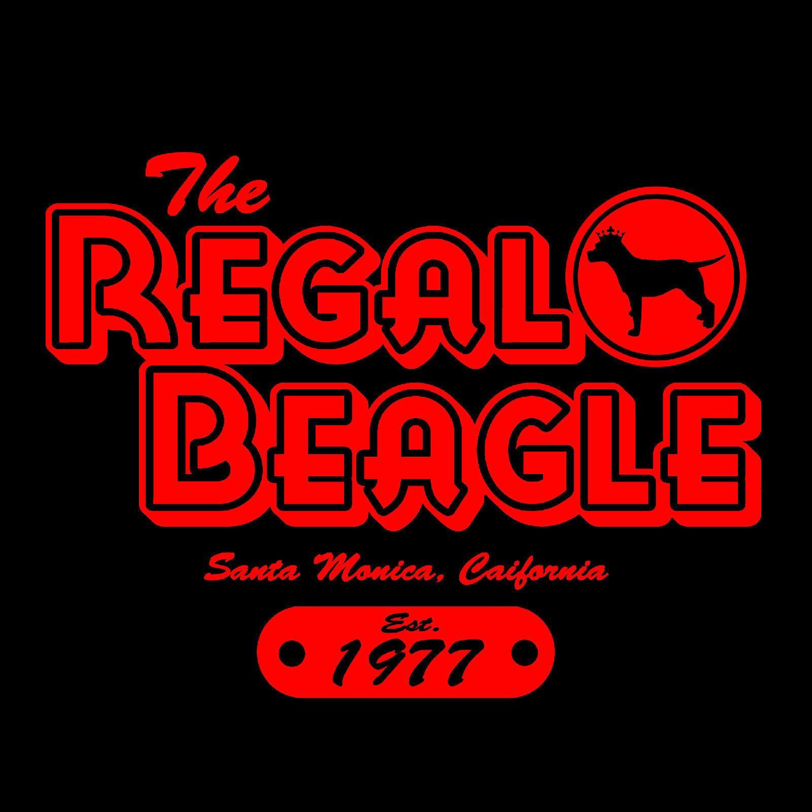 The Regal Beagle T Shirt Three S Company John Ritter Three S