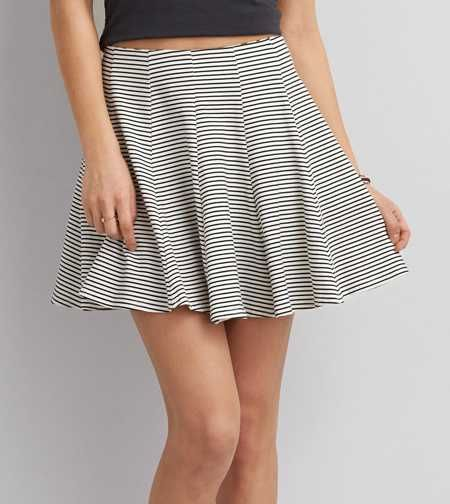 Falda circular con paneles AEO