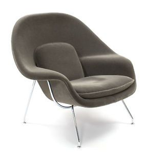 dwr womb chair kitchen with arms authentic knoll saarinen modern design living