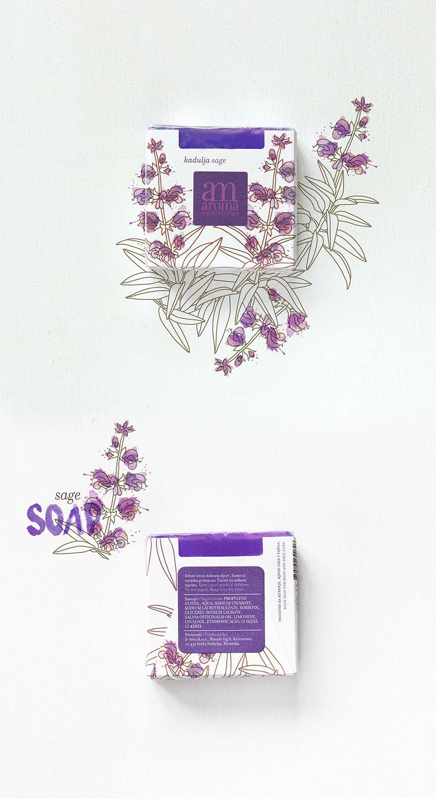 Un #packaging de #jabones naturales muy bonito || #soap #savon #naturaleza #diseño