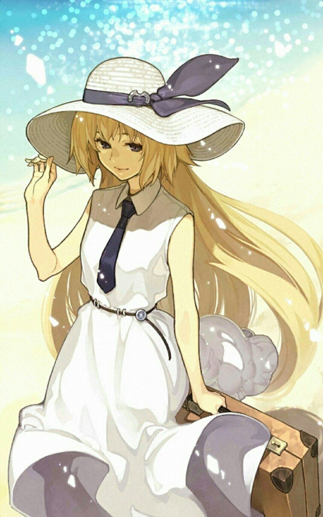 Jeanne d'art summer [Fate/Grand Order] in 2020 Joan of