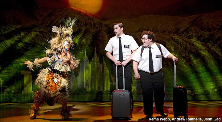 Book of Mormon on Broadway - We're paying an arm & a leg, but it will be worth it!  Best Show right now!