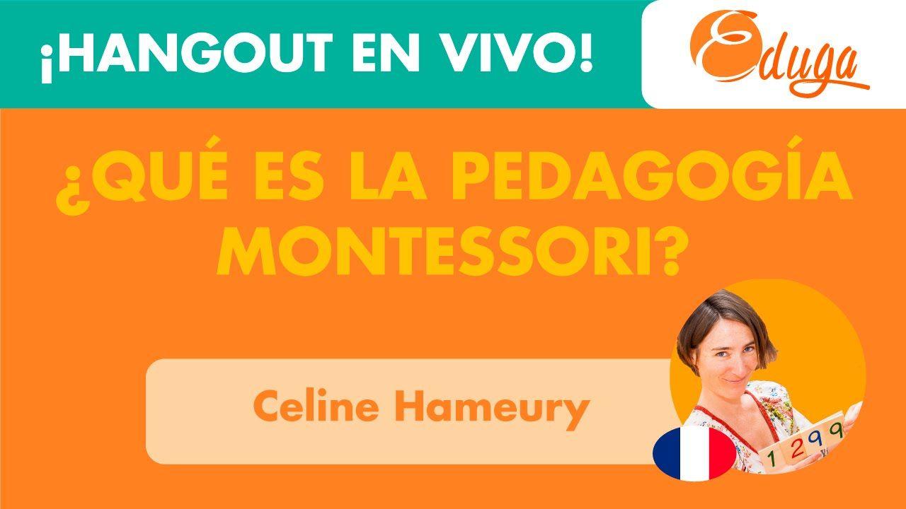 ¿Qué es la pedagogía Montessori? (¡Desde ceros!)