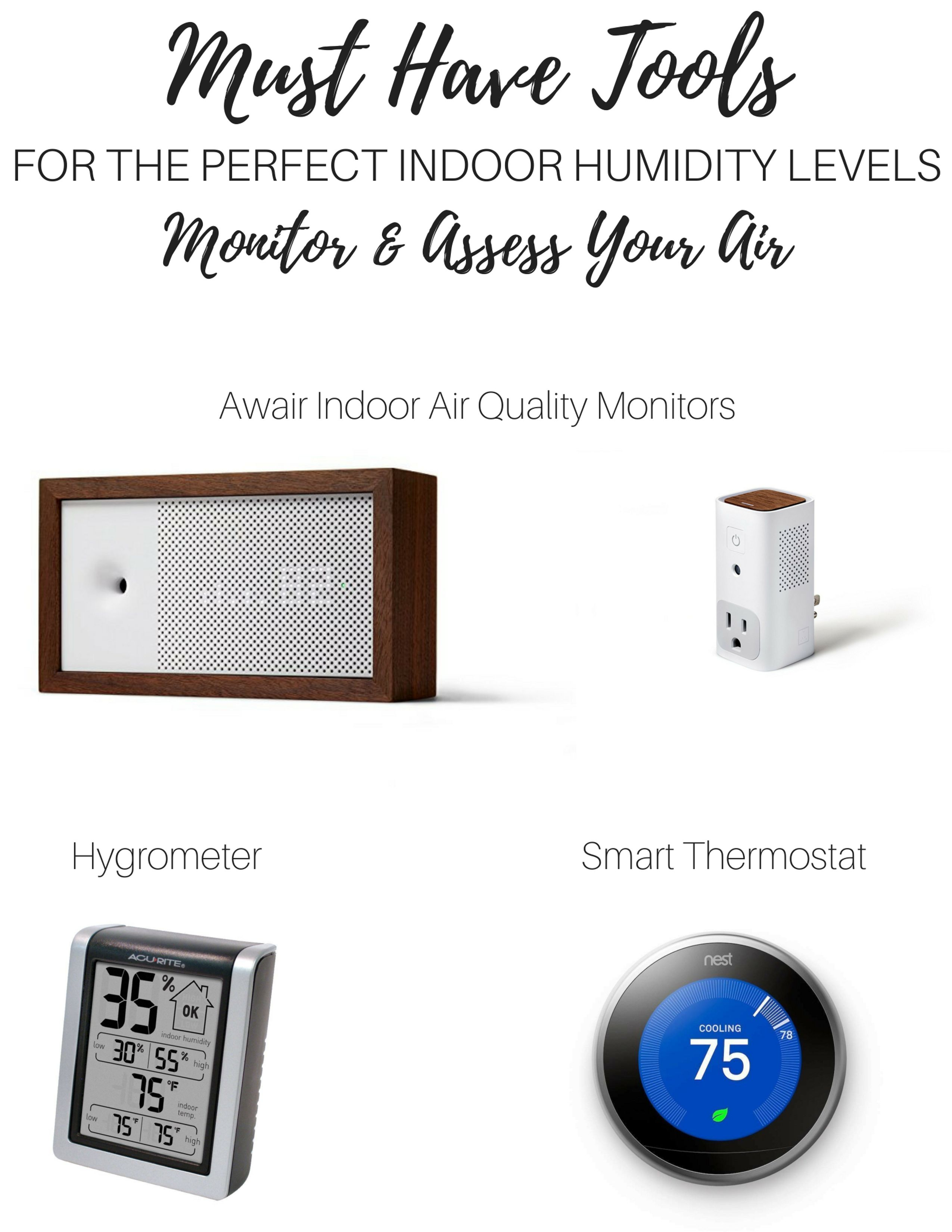 What Should The Humidity Level Be In A House The Ideal Home Humidity Humidity Levels Air Quality Monitor Humidity