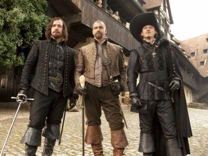 Athos, Porthos y Aramis