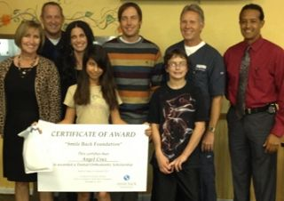 2012 Smile Scholarship Participating Dental Professionals
