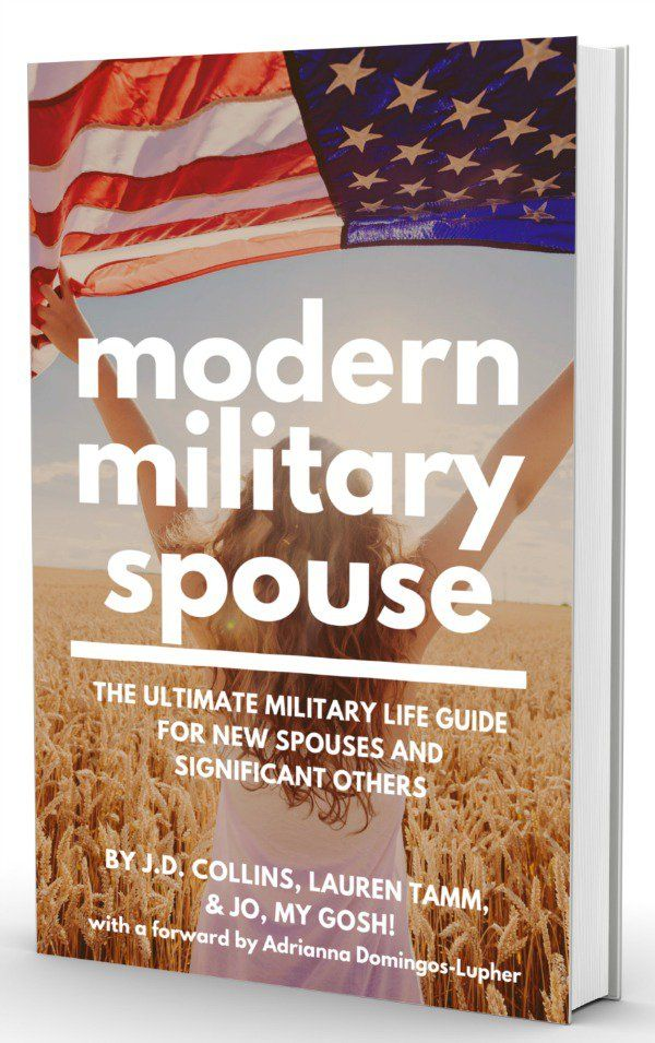 Modern Military Spouse - The Military Wife and Mom