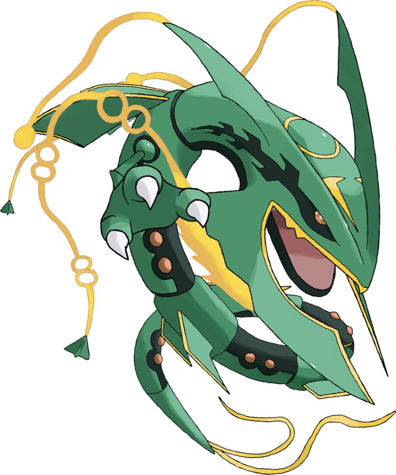 Mega Rayquaza | Pokemon | Pinterest | Pokémon y Dibujo