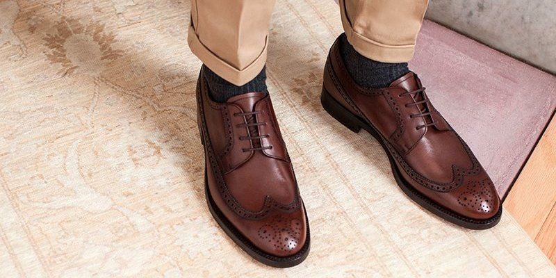 If you're in the market for new lace-ups for work, or a casual pair of loafers for weekends, all signs point to Jack Erwin being a solid investment.