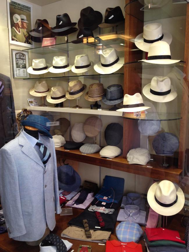 borsalino  tesi  caps  hats  stores  shop  ravenna  italy  vintage ... 49ee3b3ec675