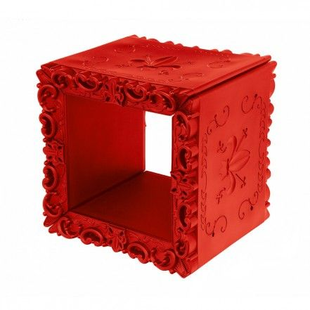 Joker of Love Modular Cube red