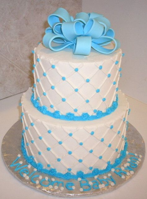 Baby Boy Shower Cakes Cake Gallery February 015