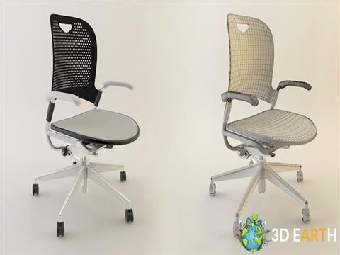 3D Models Della Valentina Office Chair 3D Model Office Chair 3D ...