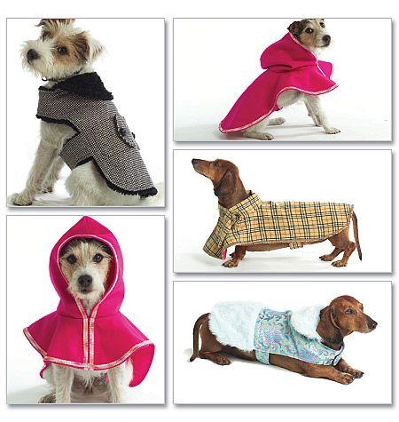Dog Coat Patterns | Sewing - Pet | Pinterest | Hunde, Hund und katze ...
