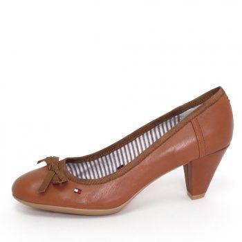 brand new de872 05b35 Tommy Hilfiger Pumps Carol (Sample) beige | Shoes | Wolle ...