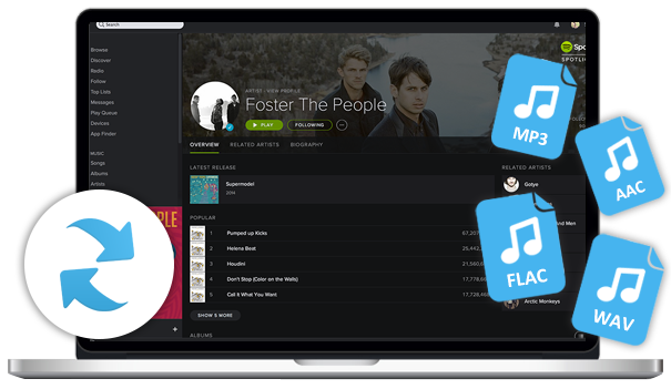 Spotify music to MP3, AAC, FLAC, WAV | FYI | Spotify or apple music