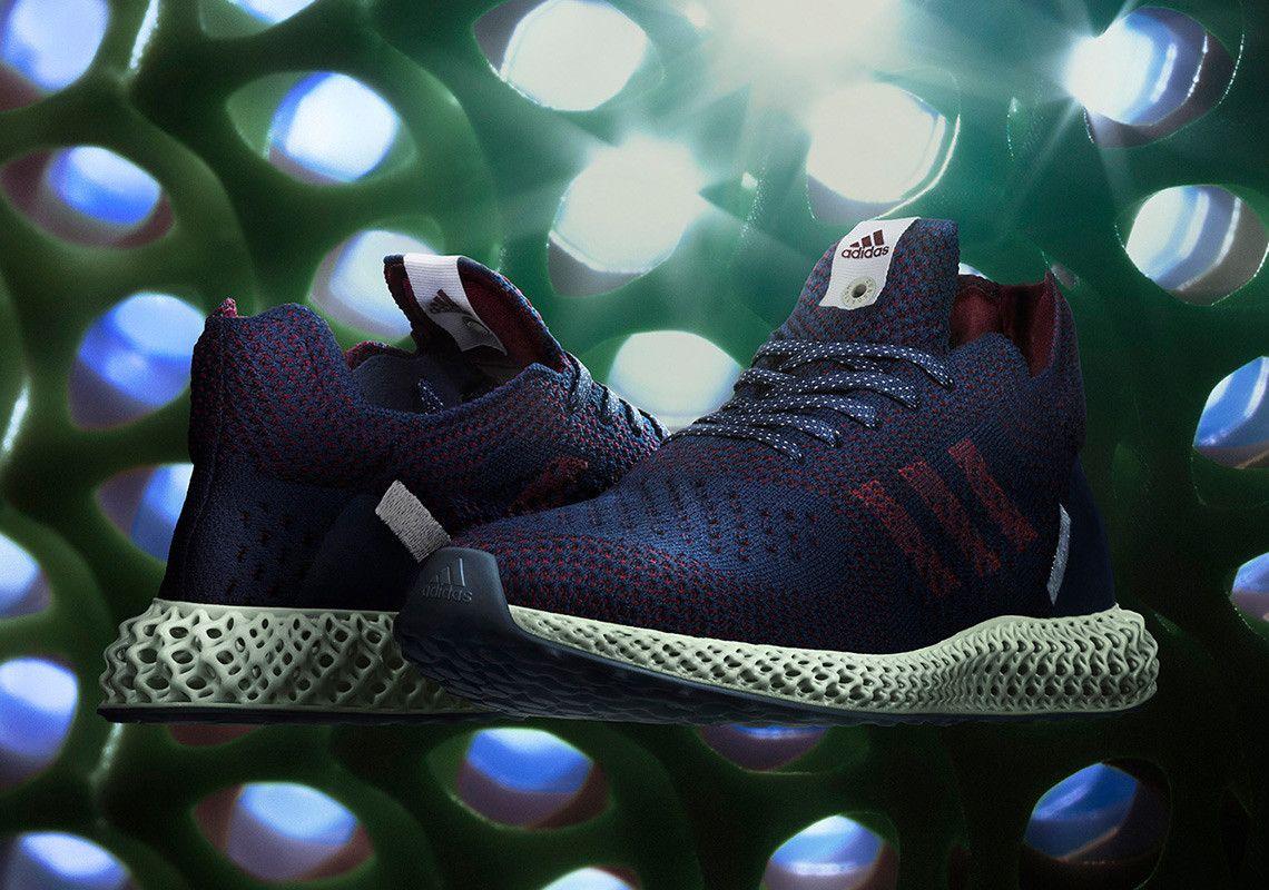 SNS x adidas Consortium 4D B96533 Release Info | Shoes