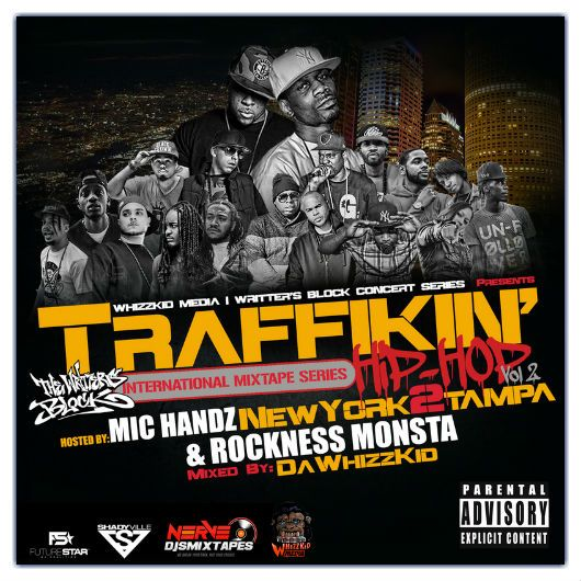 Traffikin Hip Hop Vol. 2