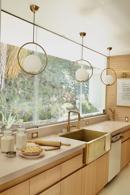 7 Kitchen Trends That Will Takeover In 2021 According To Designers Kitchen Trends Modern Wooden Kitchen Brass Kitchen Sink