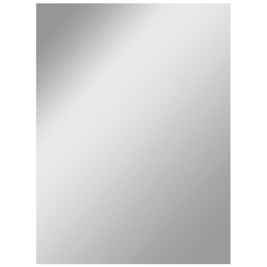 Style Selections Polished Frameless Wall Mirror 42306