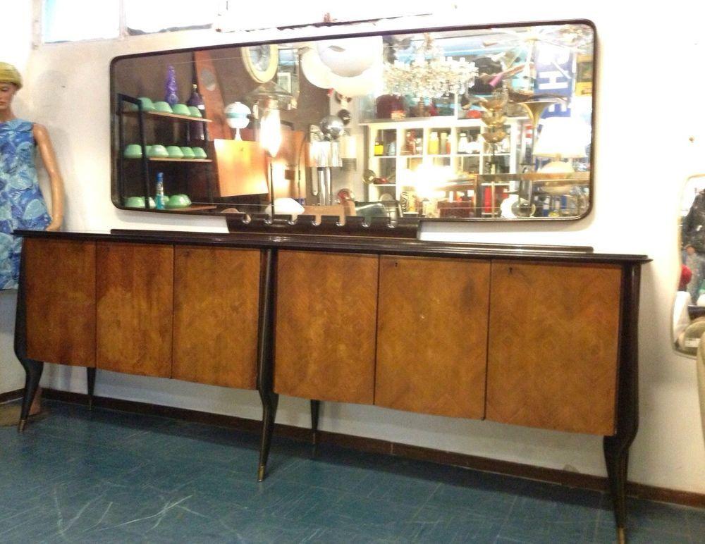 Piano tagliato cucina e lavandino sideboard credenza design anni 50 stile buffa ponti - Cucina stile anni 50 ...