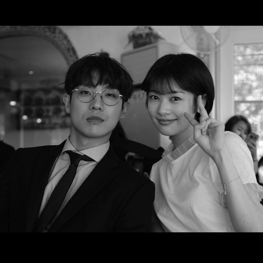 lee joon, father is strange, jung so-min