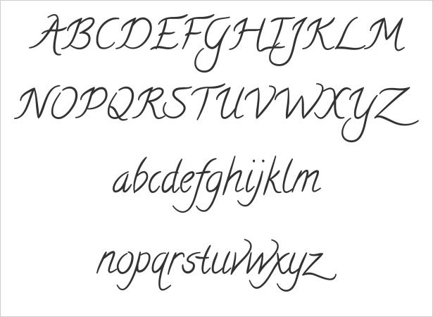 cute-writing-styles-pictures-10.jpg (615×450) | alphabets l like ...