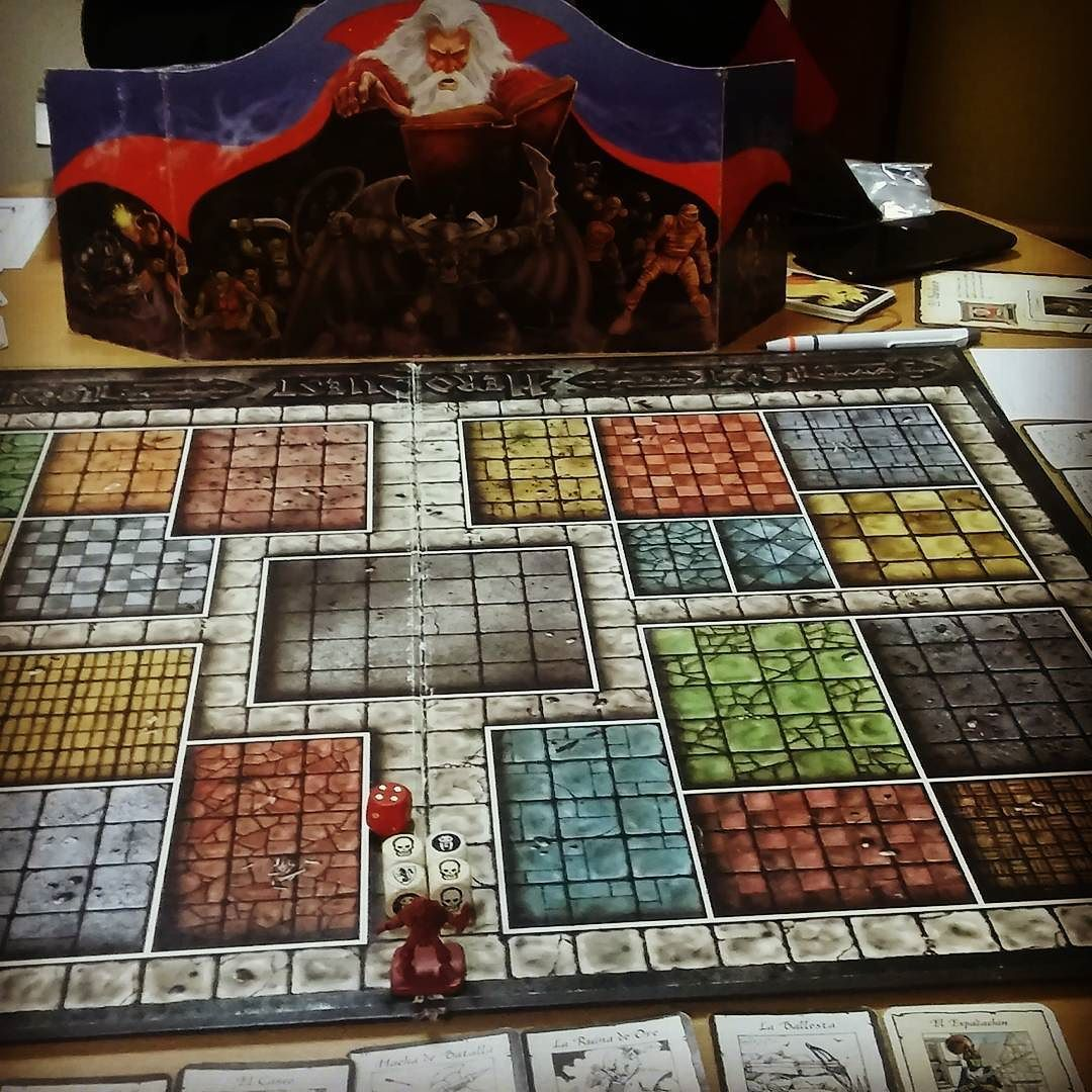 Don't miss this one by shim_tar #heroquest #microhobbit (o) http://ift.tt/1Kn8GuM toca remember