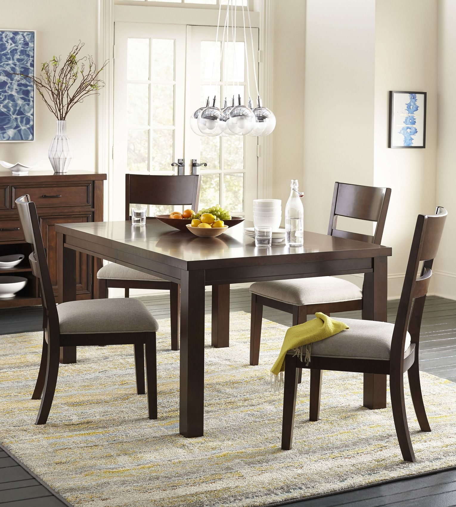 Room Store Chandler: Give Your Room A Welcoming Look With The Squared Table