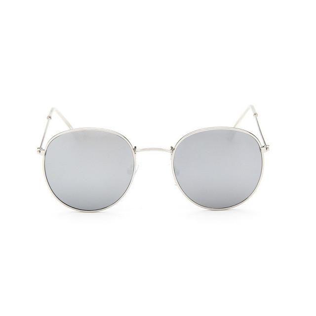 a66ad02fee004 Sun Glasses for Women Round Brand Designer Men Sunglasses Women Mirror  Luxury Sunglasses Female