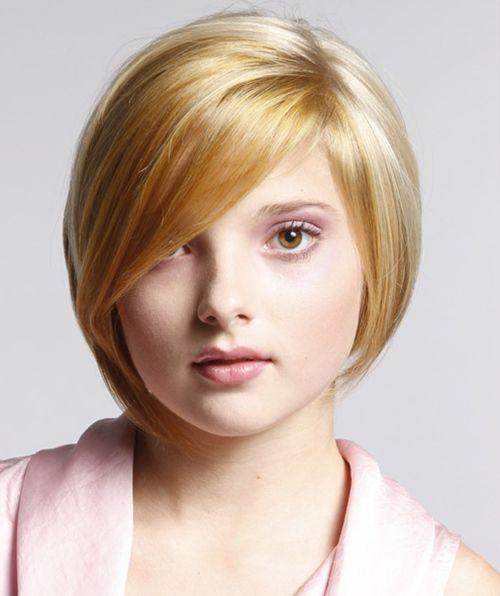 try short hair
