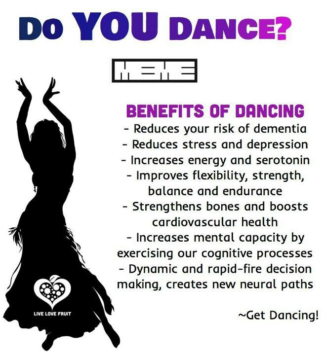 New neural paths! I knew my love of dance was somehow connected to me being a brain-nerd. :D