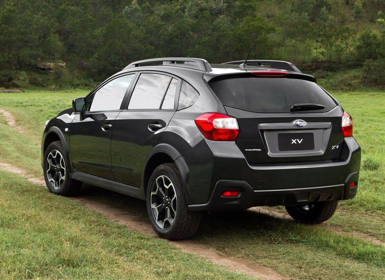 2017 Subaru Xv Crosstrek Suv