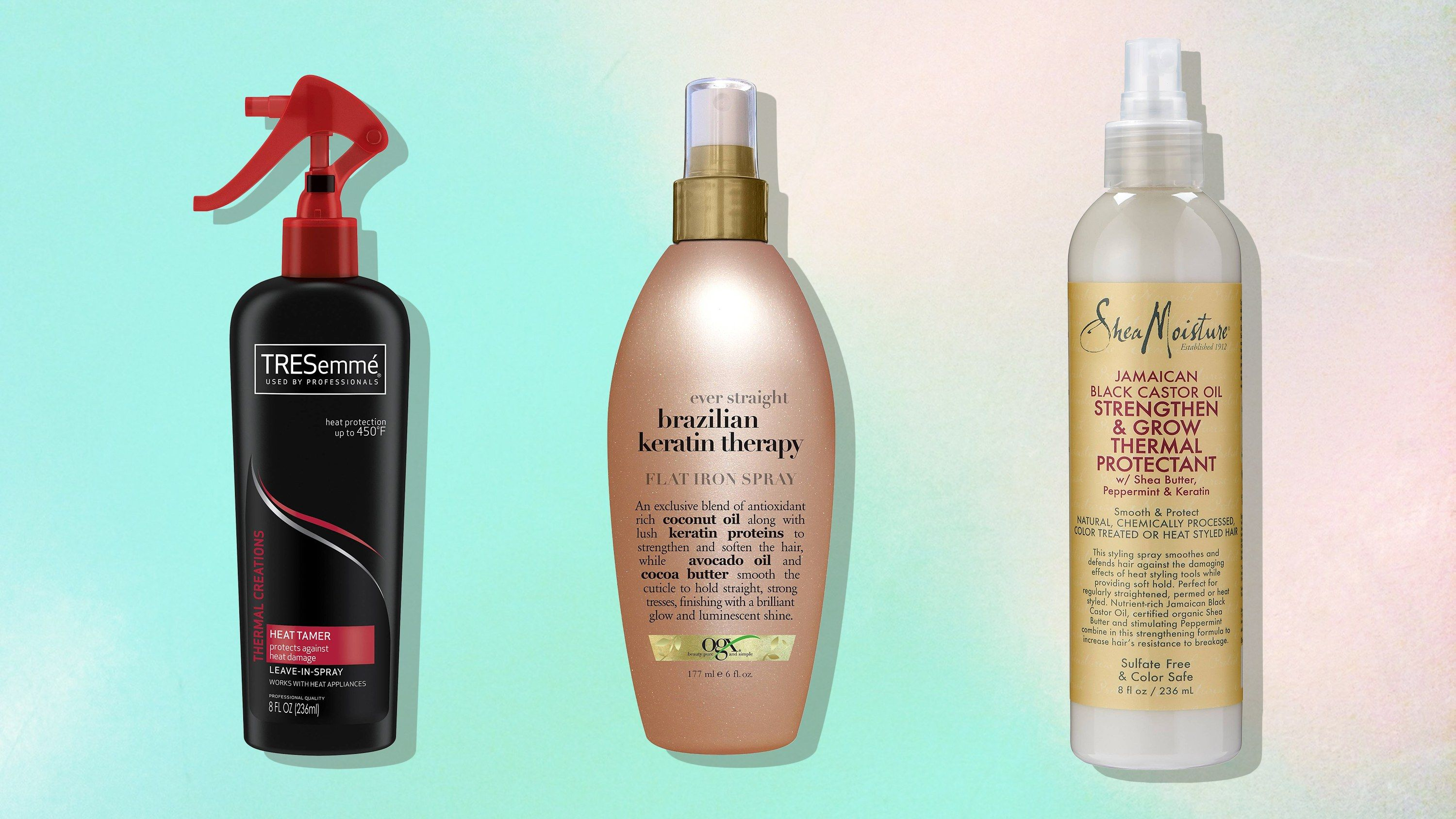 These Heat Protectants Cost Less Than 20 and Get the Job