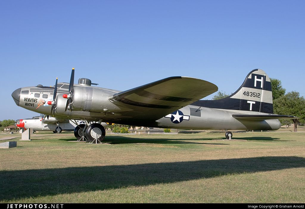 Heaven's Above Boeing TB17G Flying Fortress Boeing
