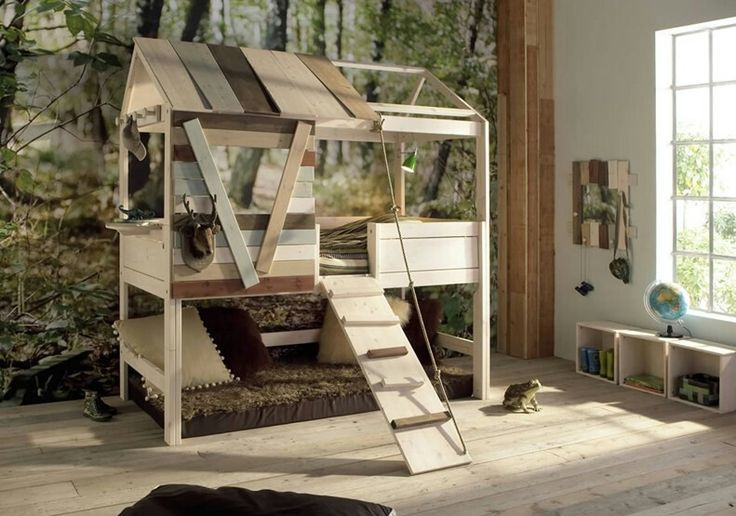 outdoor style bunk beds - Google Search