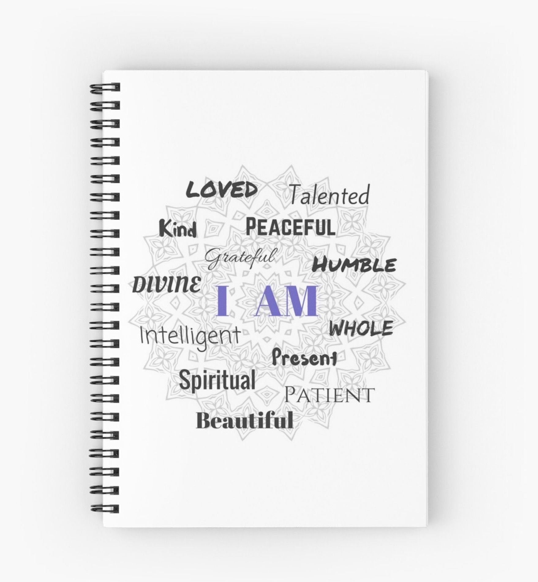 Repeat And Smile I Am Love Kind Peaceful Talented