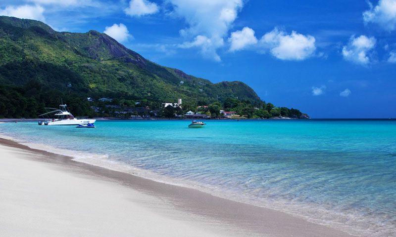 Seychelles Islands Beau Vallon Beach Seychelles Beaches