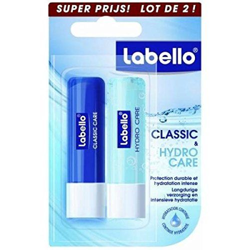 Labello Selber Machen Labello – Stick Lèvres Duo Classic + Hydro Care | Your #1