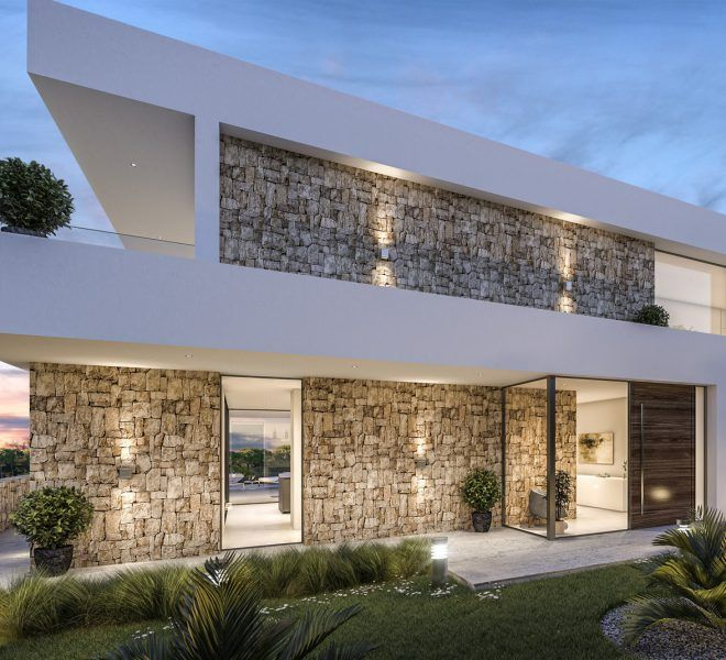 Modern Luxury Villa Montemayor Alto C30 Marbella Builders