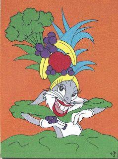 bugs bunny as carmen miranda daffy played a good carmen too