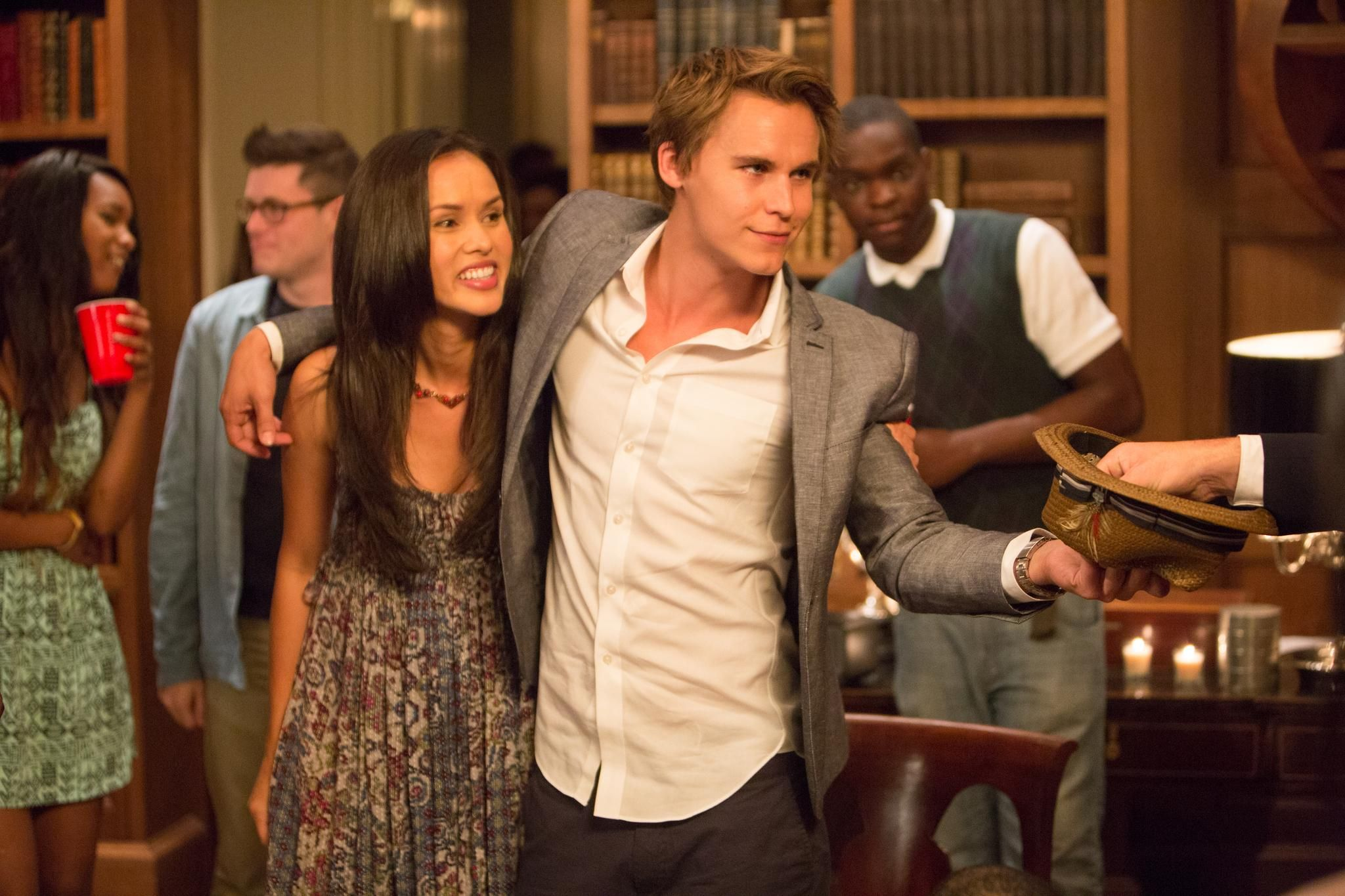 Still of Rhys Wakefield and Anna Enger in Endless Love ...