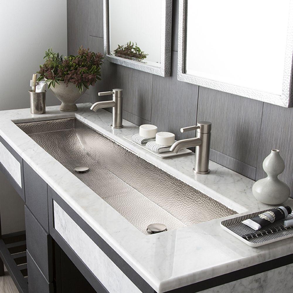 Native Trails Trough Bathroom Sink Lowe's Canada