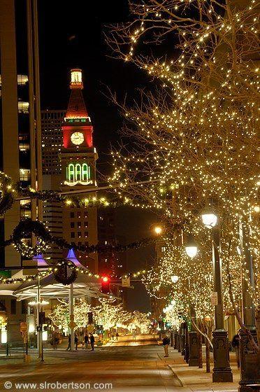 Denver Christmas Lights