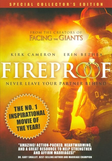 Fireproof Christian Movie Film Dvd Blu Ray Sherwood Pictures Kirk Cameron Inspirational Movies Kirk Cameron Christian Movies