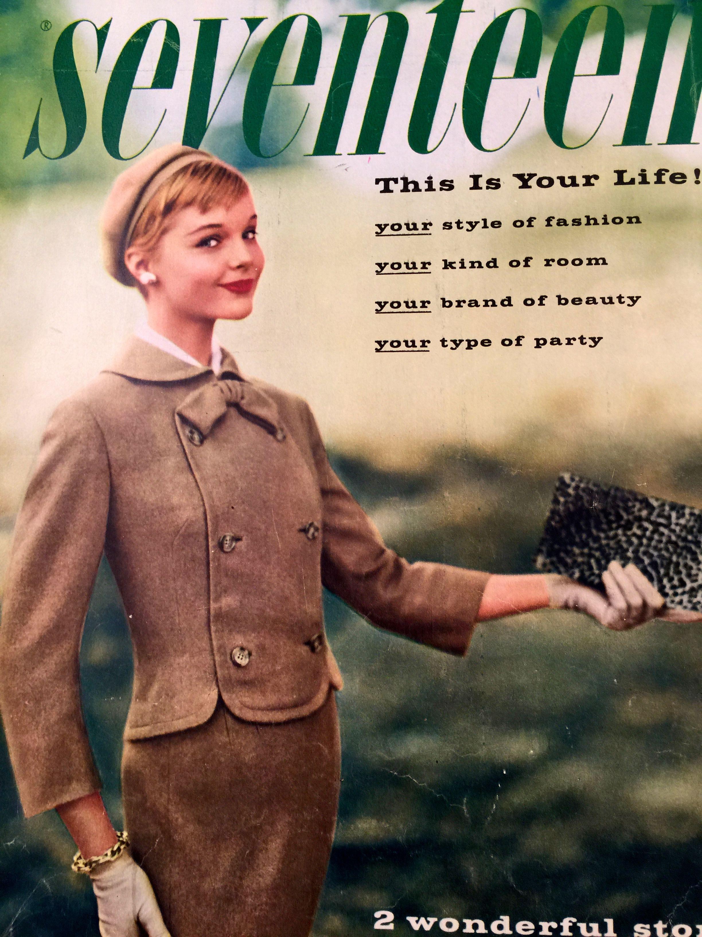 Image result for carol lynley seventeen magazine