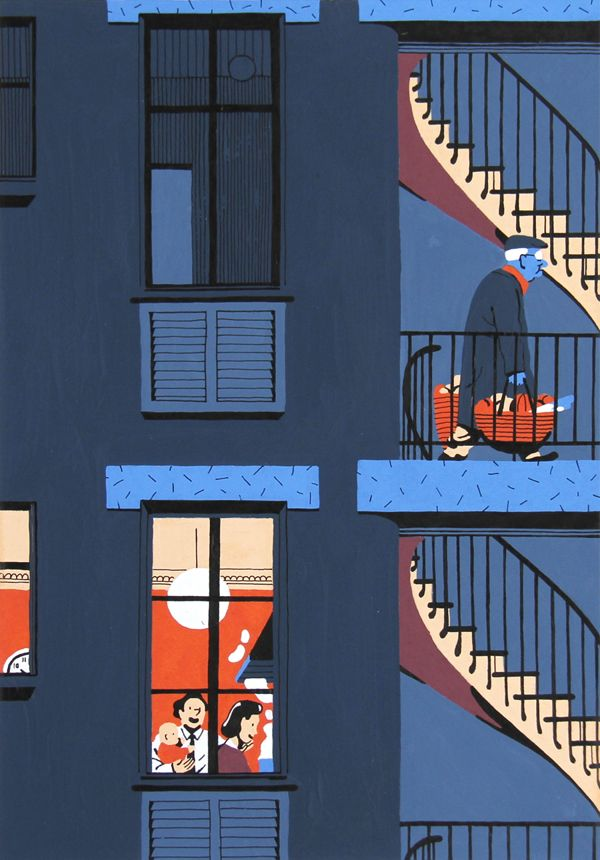 Neighbours: The Kitchen by Vincent Mahé
